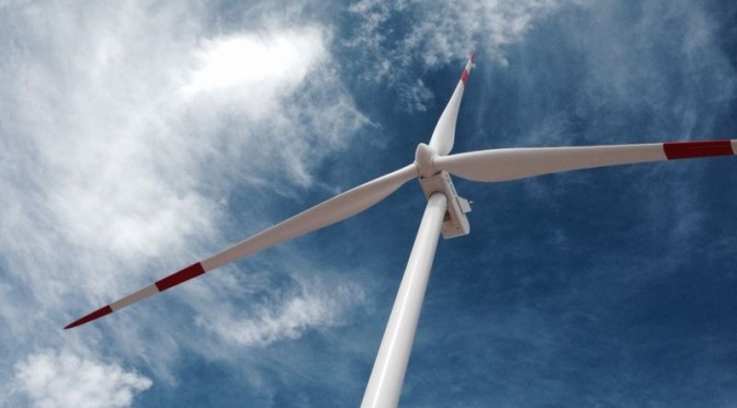 ENVISION Confirms 10.5MW order from Petroquim for its First Wind Farm in Chile