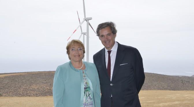 Acciona reported €103 million in net profit