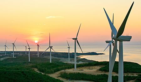 Wind energy in Philippines: Trans-Asia inaugurates wind farm in Guimaras