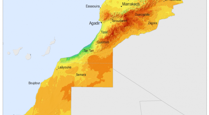SolarGIS-Solar-map-DNI-Morocco-en