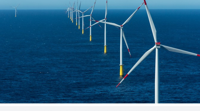 Wind power in Germany: Baltic 2 offshore wind farm is now producing power