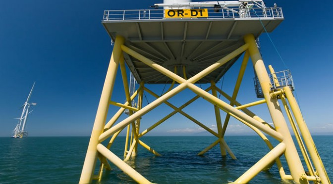 FoundOcean awarded Gemini offshore wind farm grouting contract