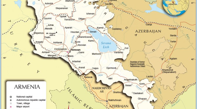 Armenia's wind power potential estimated at 400 MW
