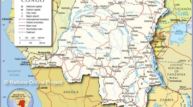Egypt to build 2 solar energy plants in Congo