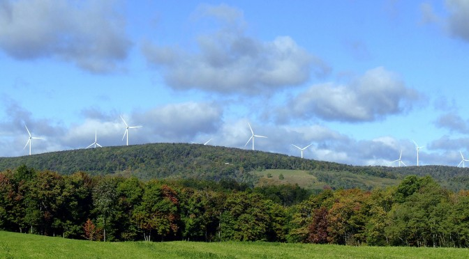 Wind power in Scotland: Gamesa wind turbines for wind farm