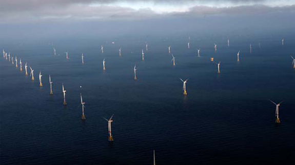 Dogger Bank offshore wind farm project with 400 wind  turbines secures Government backing