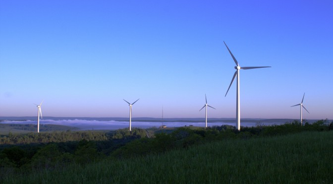 Florida's wind energy purchase shows it is perfect for WINDPOWER