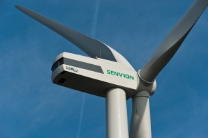Wind power: Senvion already installed 6,000 wind turbines