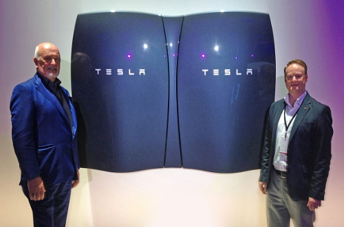 Tesla and Gaelectric to Introduce Tesla Battery Storage to Ireland