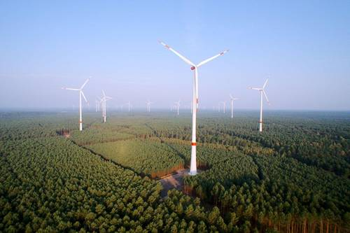 Nordex has achieved a wind energy market share in Germany of 11.8 percent