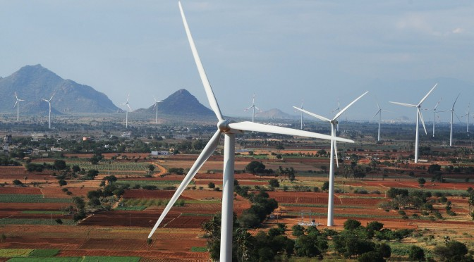 Gamesa and SunEdison sign a MoU for the development of wind energy projects