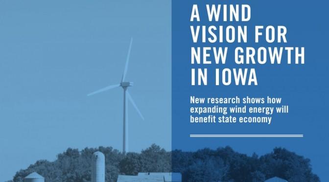Iowa wind energy success story