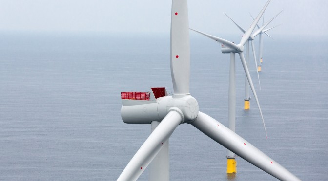 Siemens receives order for offshore wind power plant in the United Kingdom