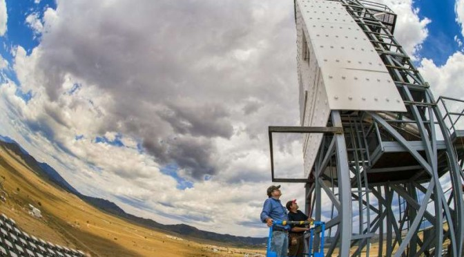 Sandia lab starts testing of better storage tech for Concentrated Solar Power (CSP)