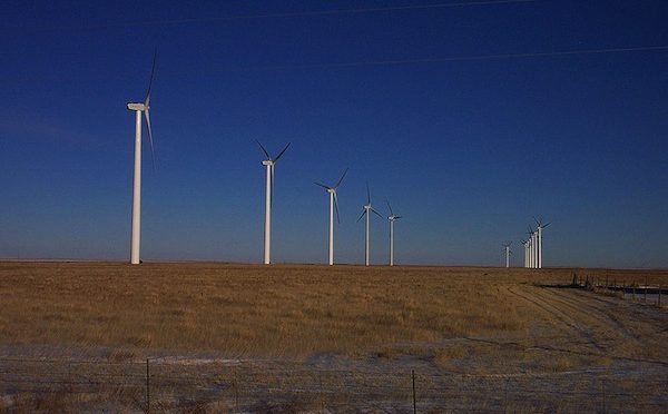 American wind power on the rise, with 20 gigawatts more on the way