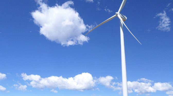Gamesa wins supply agreement for 155 MW for a Terna Energy wind farm in the United States