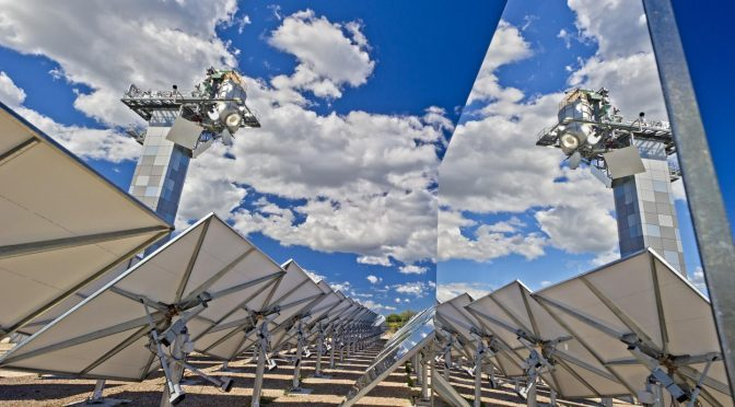 CSIRO sells concentrated solar power technology to China