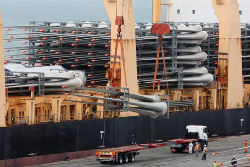 Lake Turkana wind power scheme readying for production by end June