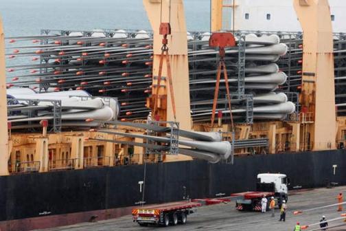 Lake Turkana Wind Power starts wind turbine tests in Kenya
