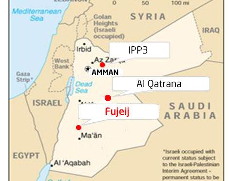 KEPCO to add wind power plant in Jordan