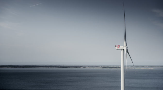 World's most powerful wind turbine once again smashes 24 hour power generation record