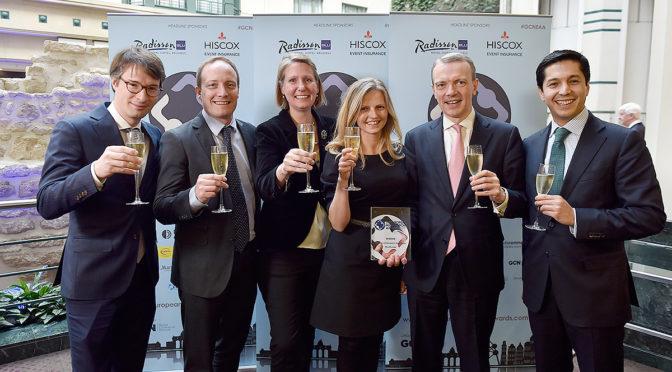 "WindEurope wins ""Overall Best European Association"" at the European Association Awards 2017"