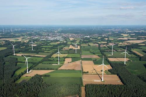 Wind in power: 2016 European statistics