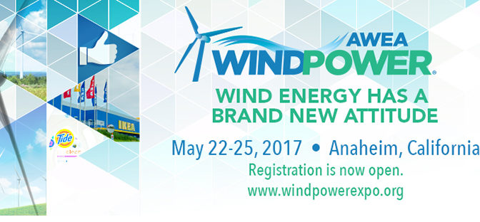 11 experiences you don't want to miss at WINDPOWER 2017
