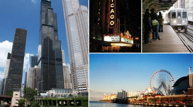 Windy City, powered by wind
