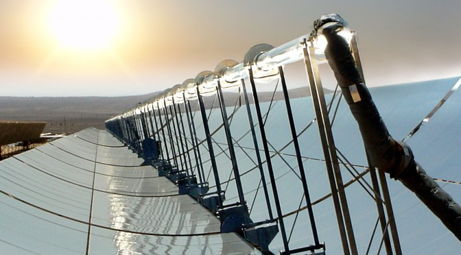 Western Australia's concentrating solar thermal power can power world electricity 50 times over