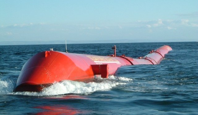 Marine energy: Tidal stream and wave power – a lot still to prove