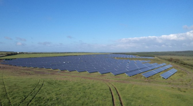 Conergy supplies modules for 5MW solar power plant