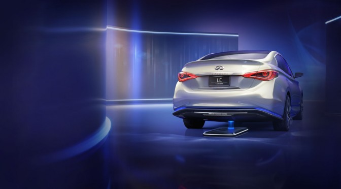 Volt, Nissan Leaf to Offer Wireless Charging