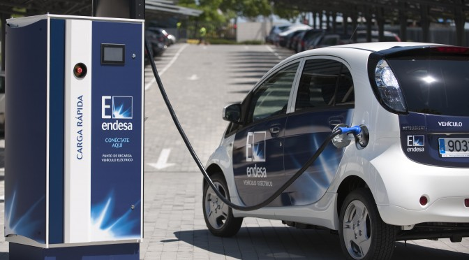 The AMT launches its first public charging stations of The Electric Circuit