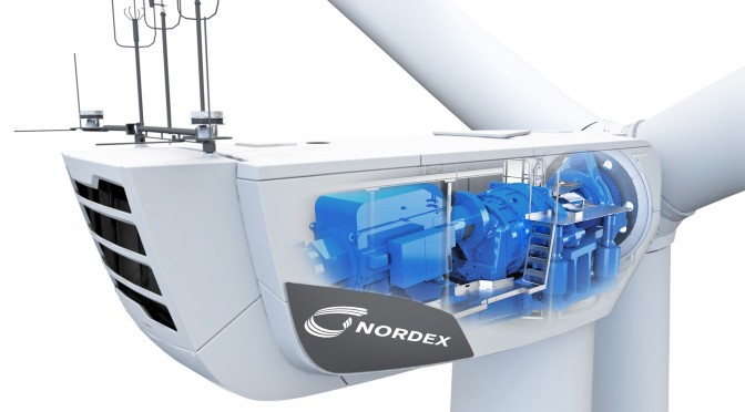 Uruguay is preparing to buy 59 wind turbines from Nordex for a wind farm developed by state utility UTE