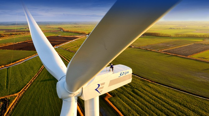 EDF Orders Repower Wind Turbines for 350 MW Quebec Wind Farm