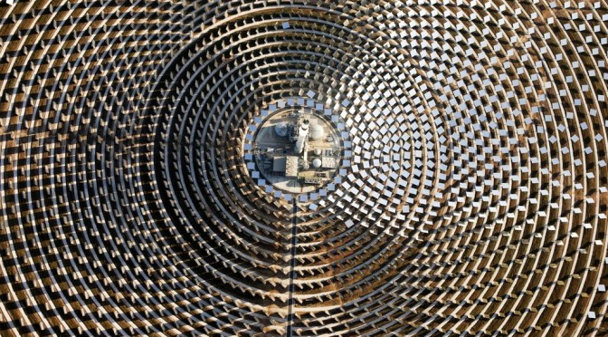 Concentrated solar power: SENER wins FIDIC Award of Merit for its Gemasolar CSP Plant