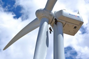 wind power alstom