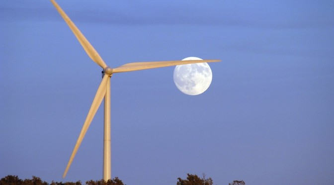 Report shows wind energy is reliable and reduces emissions