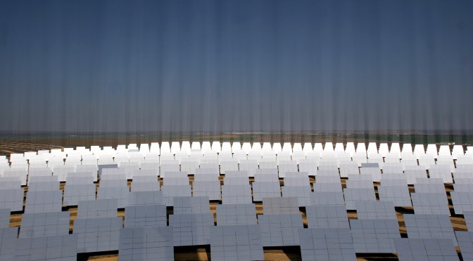 SEIA: 1.26 GW of utility-scale CSP under construction in US