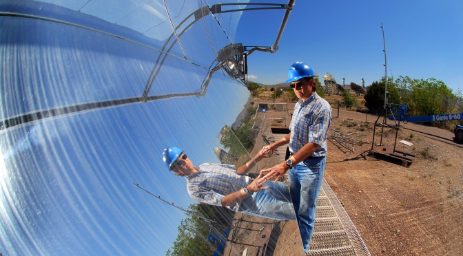 Chevron to build CSP (Concentrated Solar Power) system for Hawaii's Kapolei Refinery