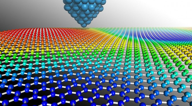Graphene can be used to harness solar power