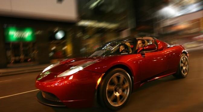 New FIA Formula E Championship with electric cars