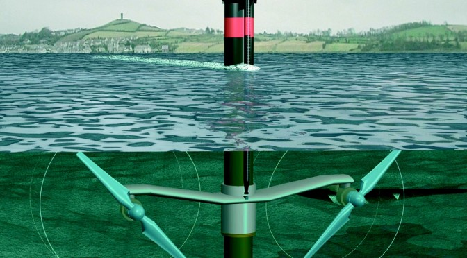 MTS technology enables innovation in offshore renewable energy