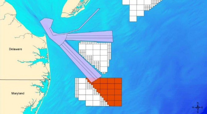 Delaware Offshore Wind Energy Project Gets Support From Congress