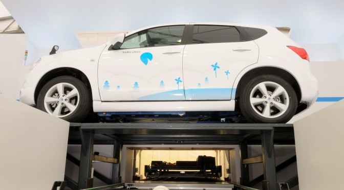 Electric Vehicles: Better Place Secures €40 Million European Investment Bank Support