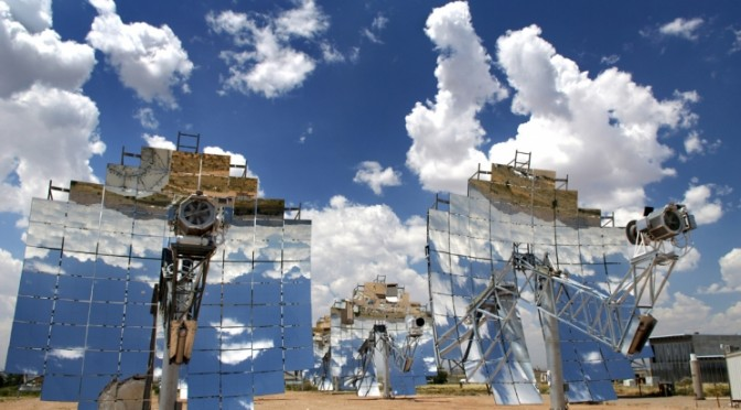 University Teams Lead Innovative Concentrated Solar Power Projects