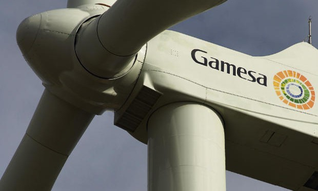 Wind energy: Gamesa raises 260 million euros in funding from European Investment Bank