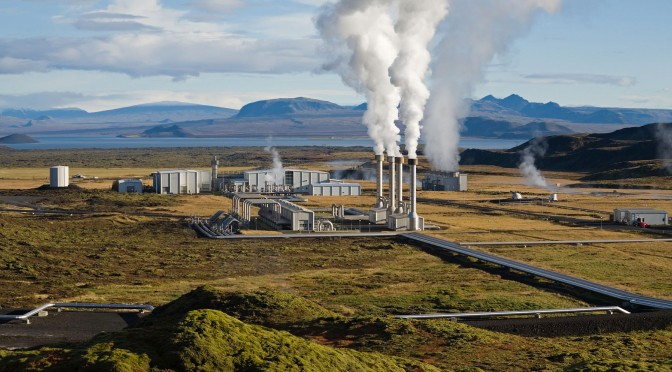 Reaping the Rewards of Geothermal Energy