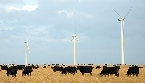 Wind Energy Project Could Reach Indiana